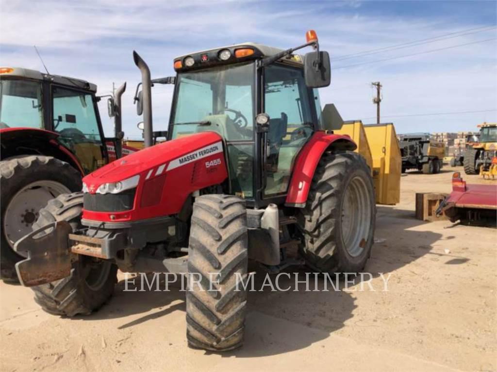 Massey Ferguson 5455, tractors, Agriculture