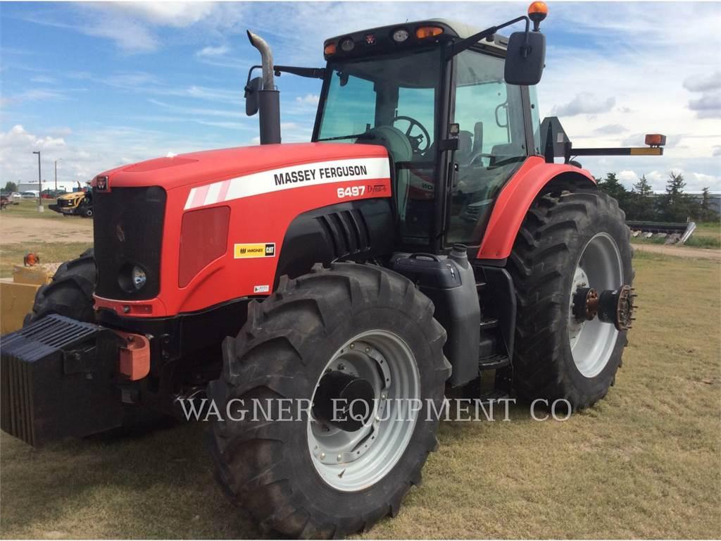 Massey Ferguson 6497-3PT, ciągniki rolnicze, Maszyny rolnicze