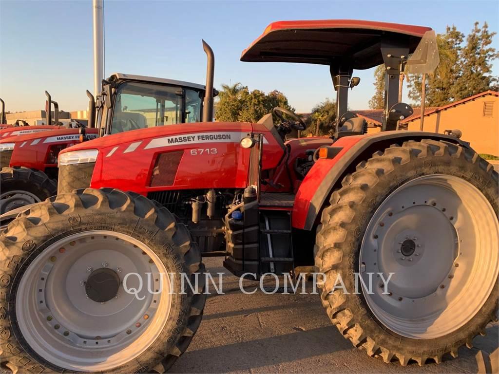 Massey Ferguson 6713, agrarische tractoren, Landbouwmachines