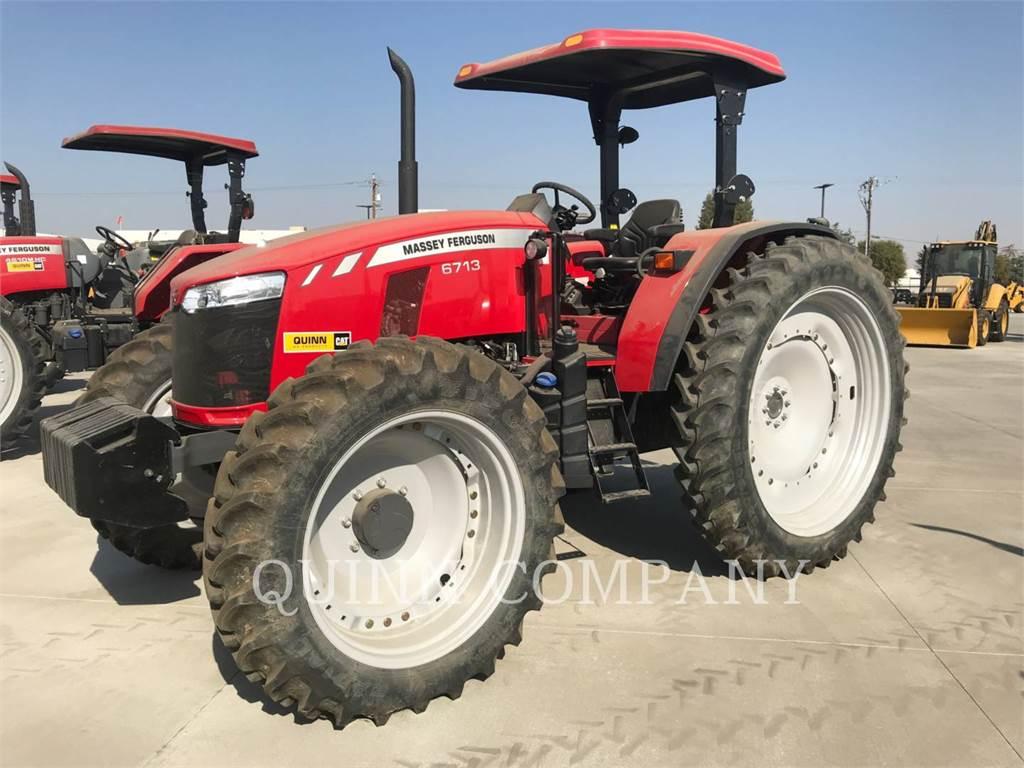 Massey Ferguson 6713, tratores agrícolas, Agricultura