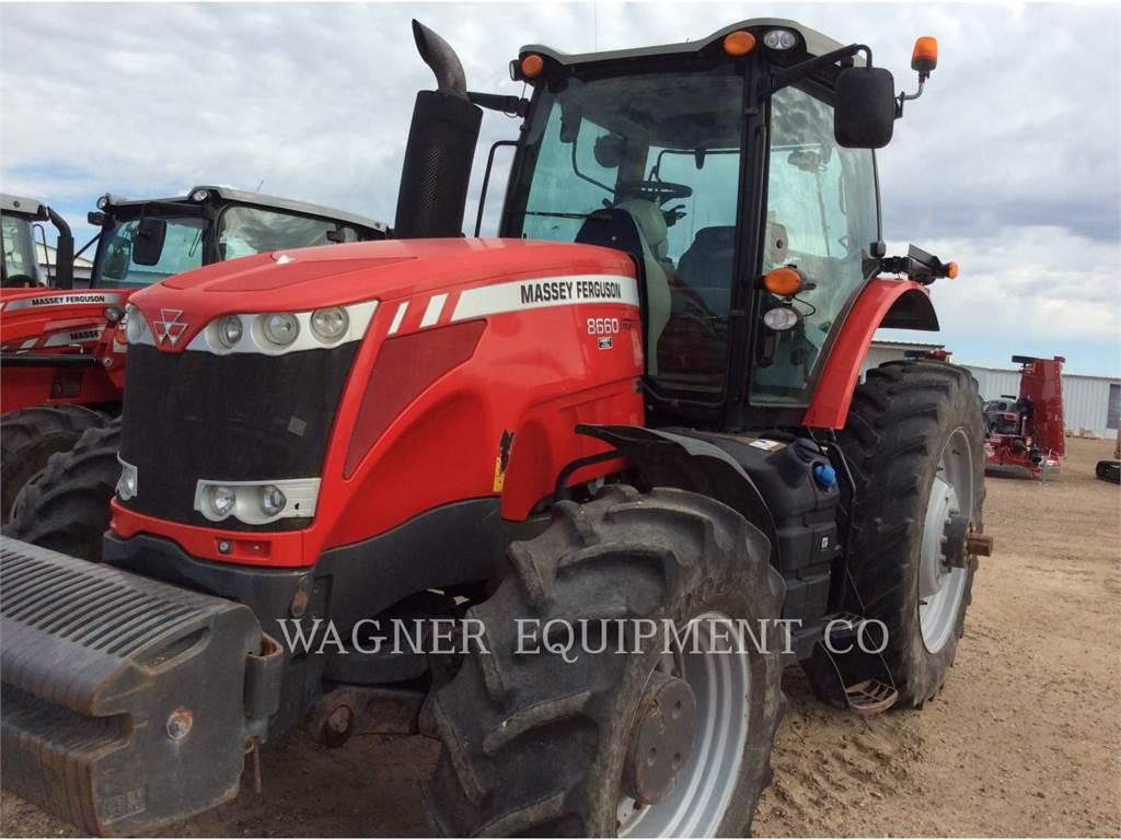 Massey Ferguson 8660, ciągniki rolnicze, Maszyny rolnicze