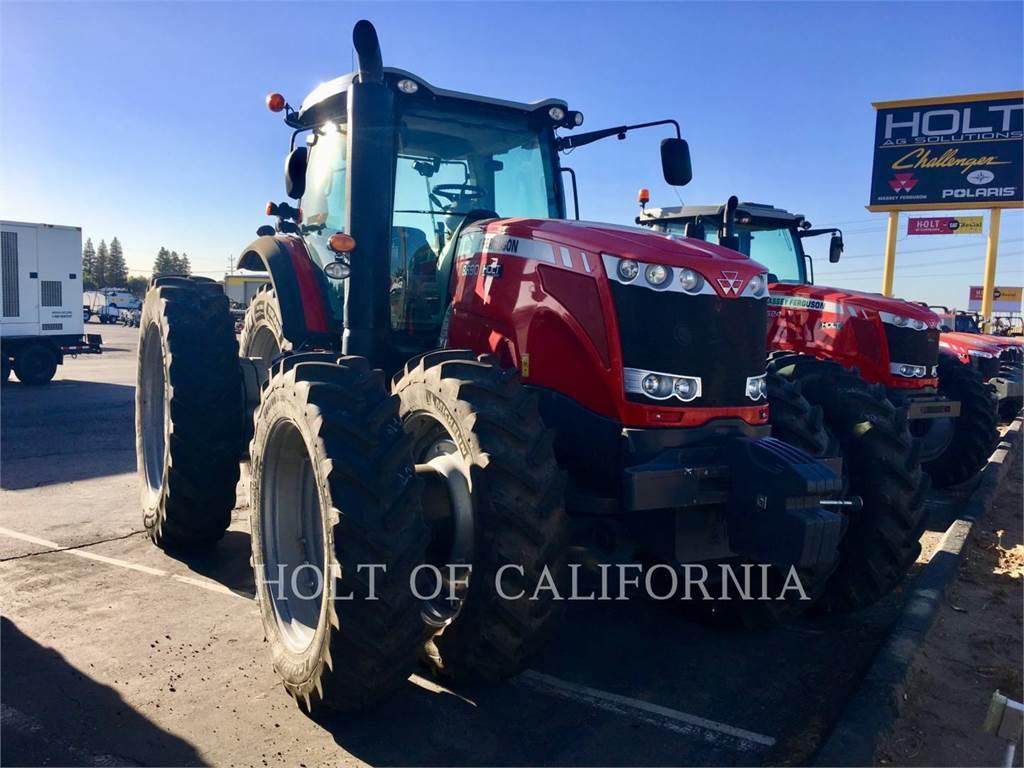 Massey Ferguson 8690, tractores agrícolas, Agricultura