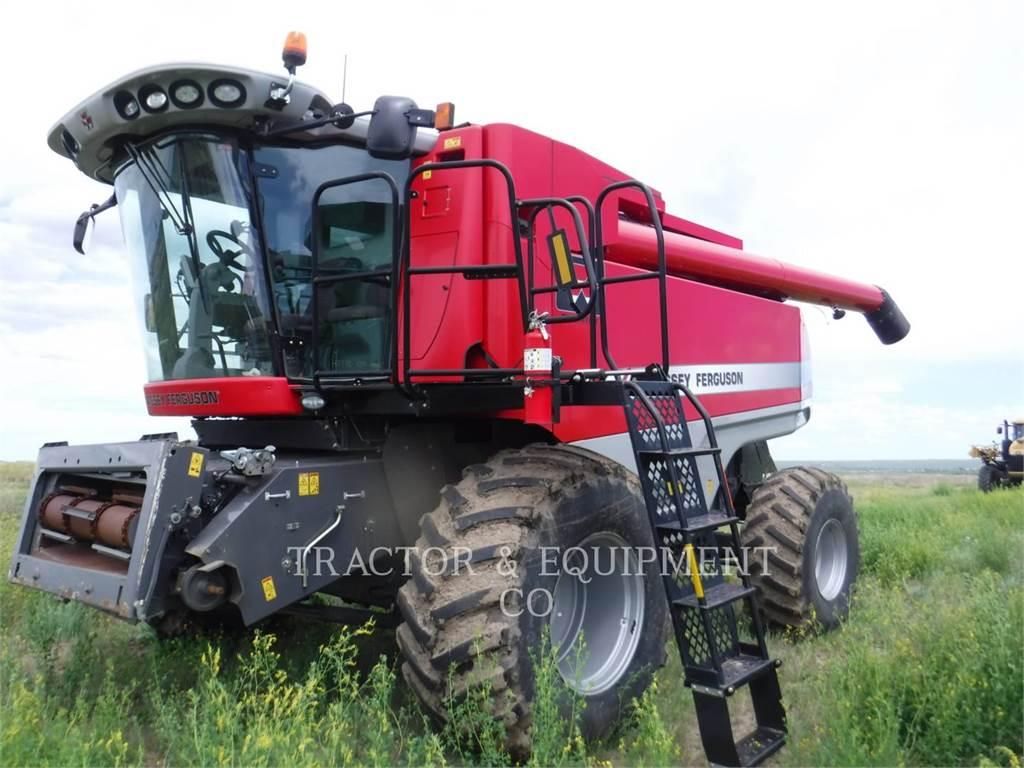 Massey Ferguson 9795, combinés, Agricole