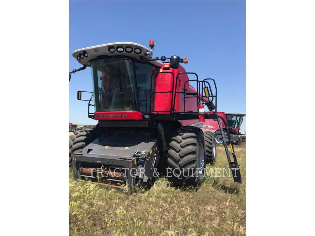 Massey Ferguson 9795, combine, Agricultură