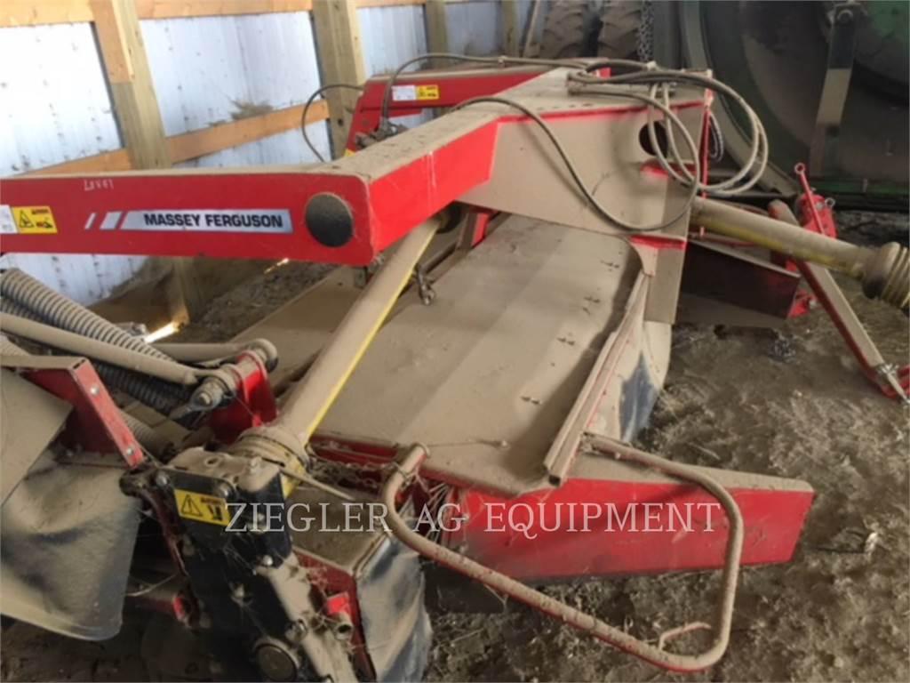 Massey Ferguson MF1340, macchine agricole da fieno, Agricoltura