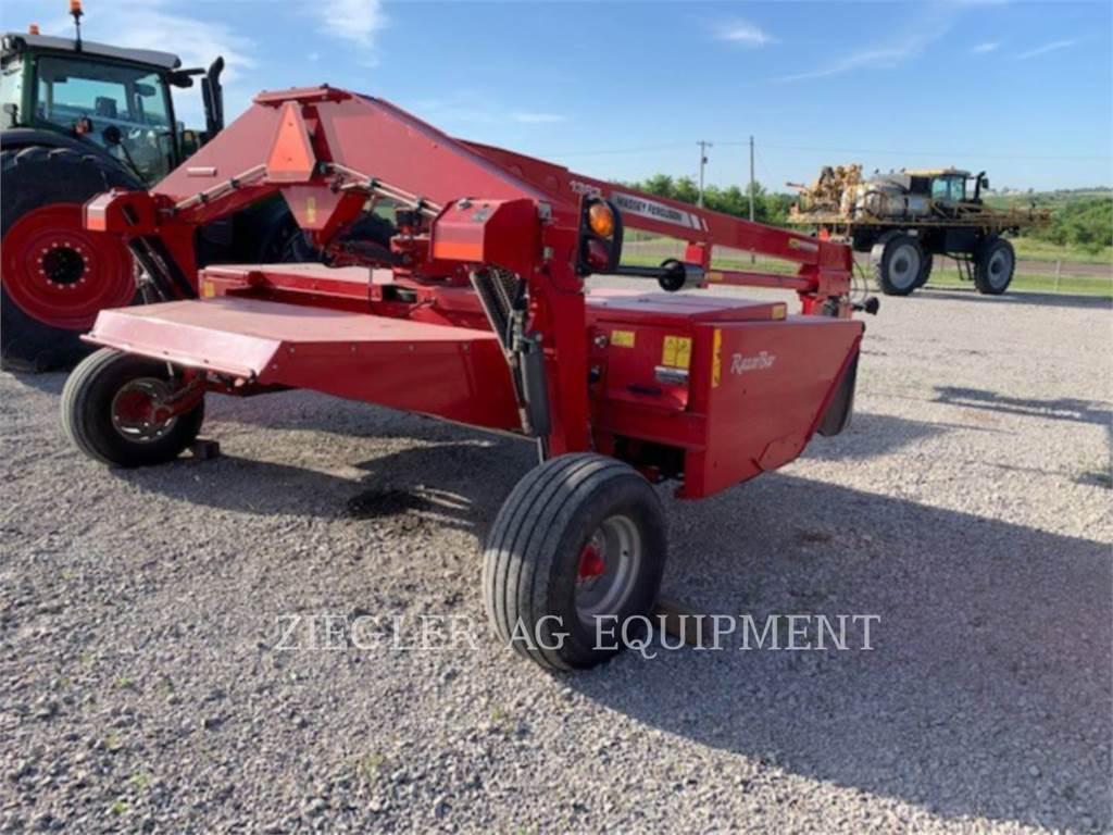 Massey Ferguson MF1383, hay equipment, Agriculture