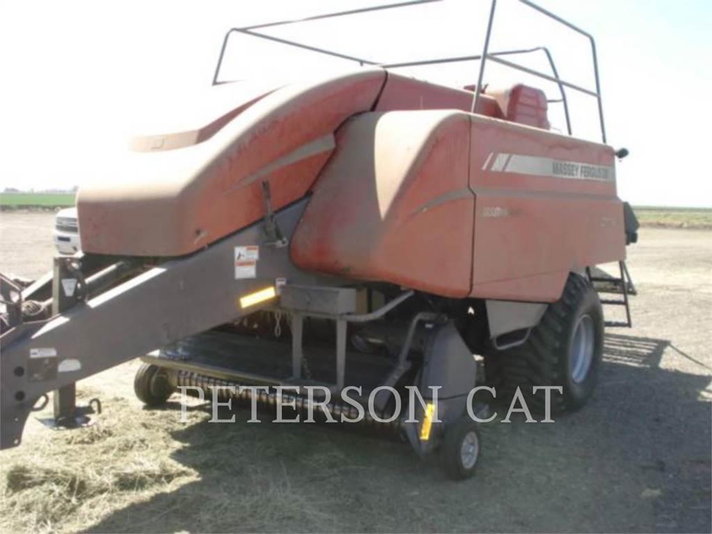 Massey Ferguson MF2170, macchine agricole da fieno, Agricoltura