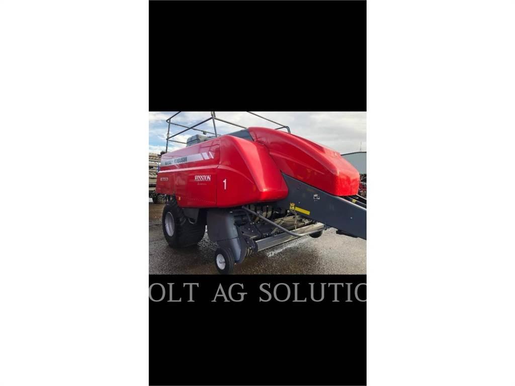 Massey Ferguson MF2270XD, hay equipment, Agriculture
