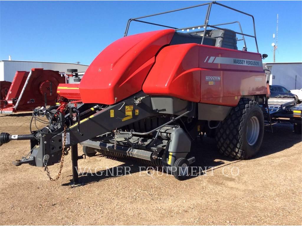 Massey Ferguson MF2290, wyposażenie rolnicze do siana, Maszyny rolnicze