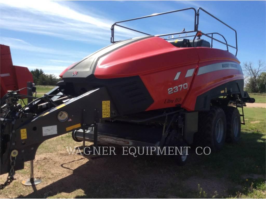 Massey Ferguson MF2370UHD, с/х сеноуборочное оборудование, Сельское хозяйство