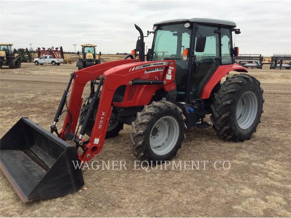 Massey Ferguson MF4610M, agrarische tractoren, Landbouwmachines