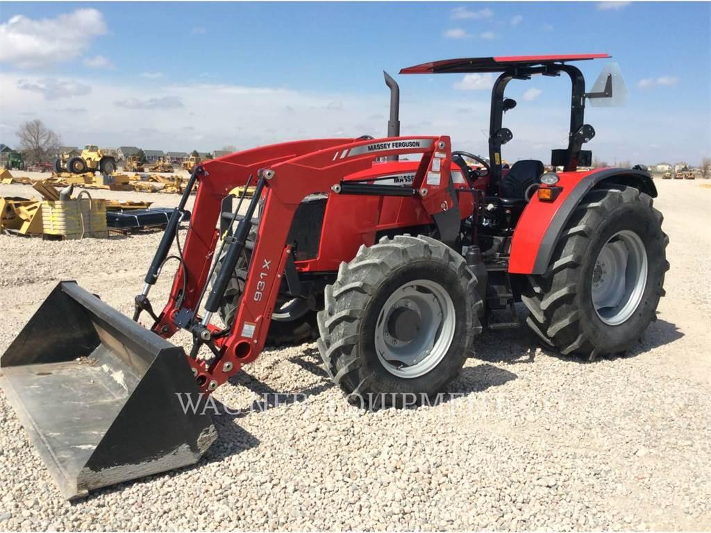 Massey Ferguson MF4710, tractors, Agriculture