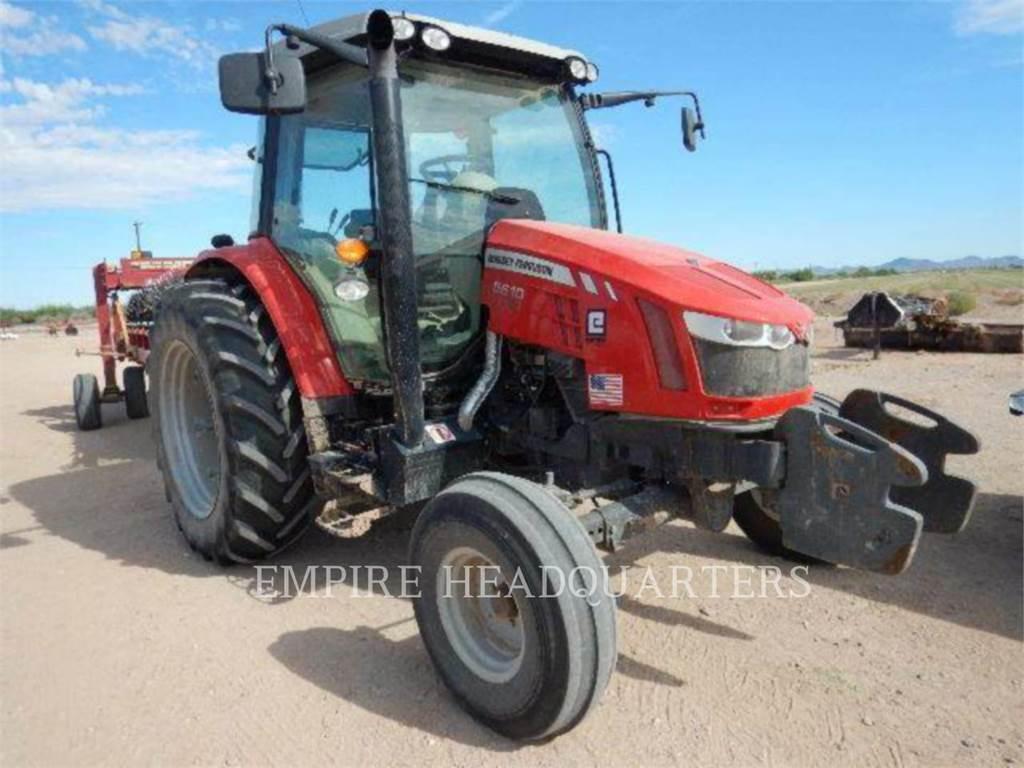 Massey Ferguson MF5610-2C, tractors, Agriculture