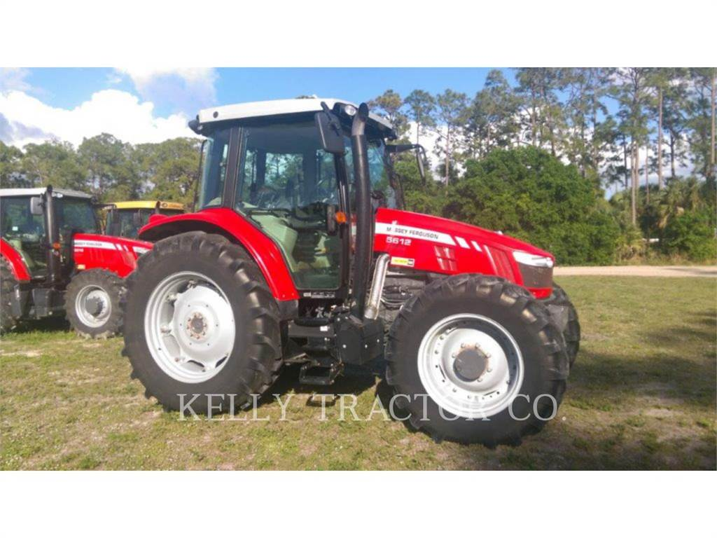 Massey Ferguson MF5612, tractors, Agriculture
