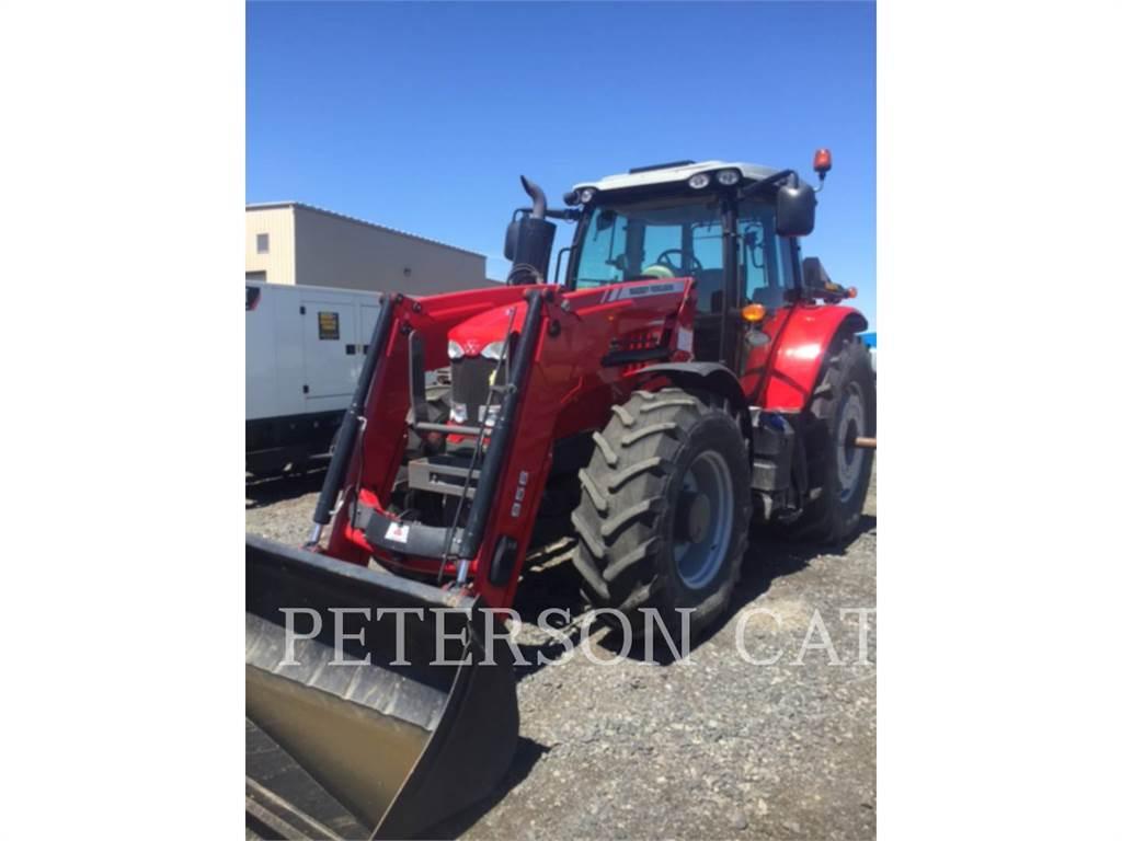 Massey Ferguson MF6615, tracteurs agricoles, Agricole
