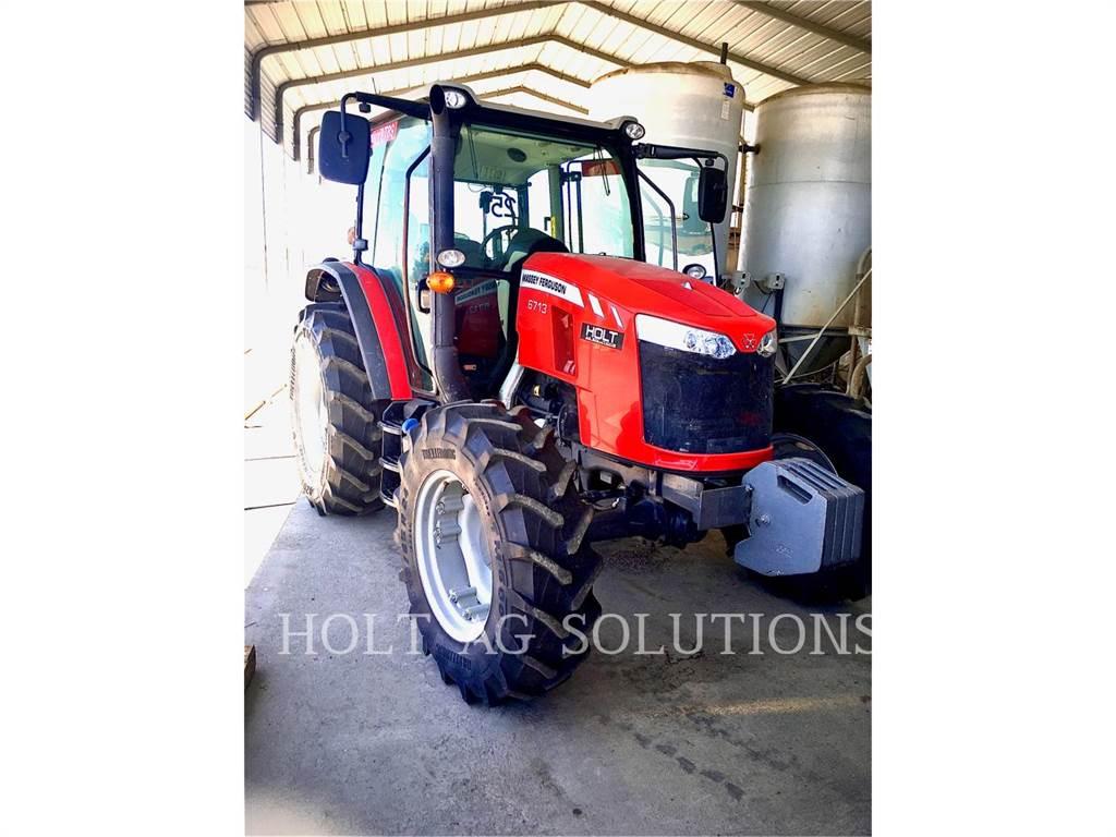 Massey Ferguson MF6713-C, ciągniki rolnicze, Maszyny rolnicze