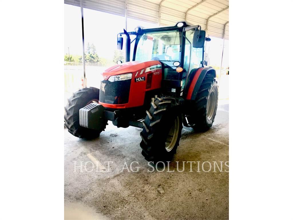 Massey Ferguson MF6713-C, tractors, Agriculture