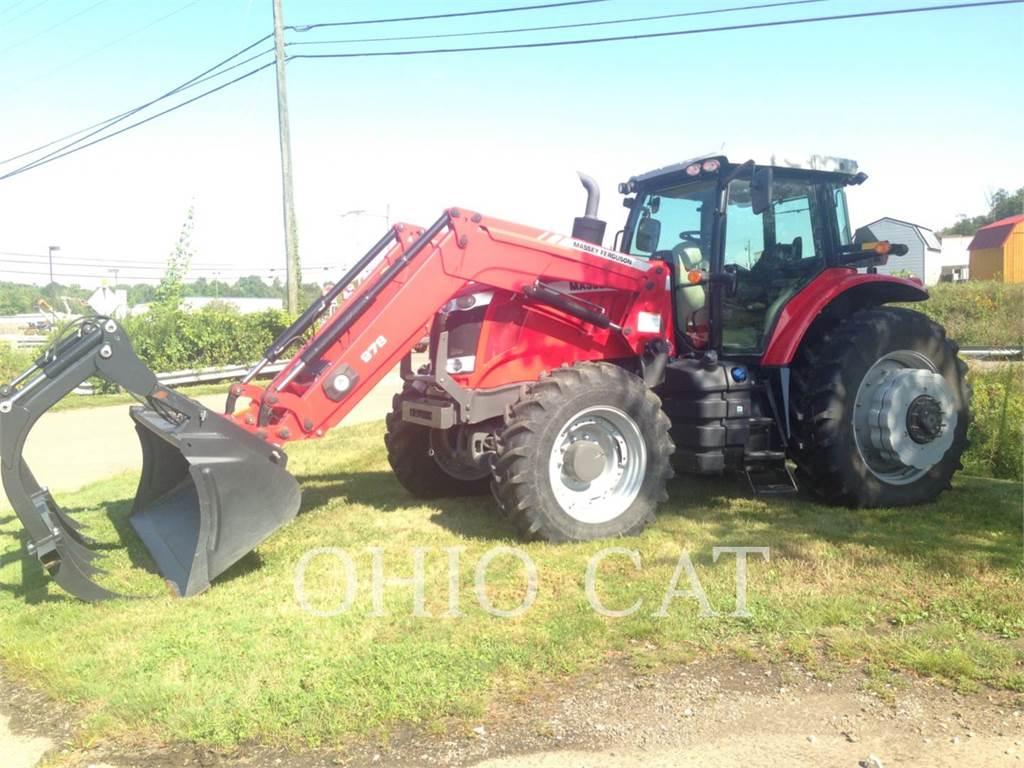 Massey Ferguson MF7620, landwirtschaftstraktoren, Landmaschinen