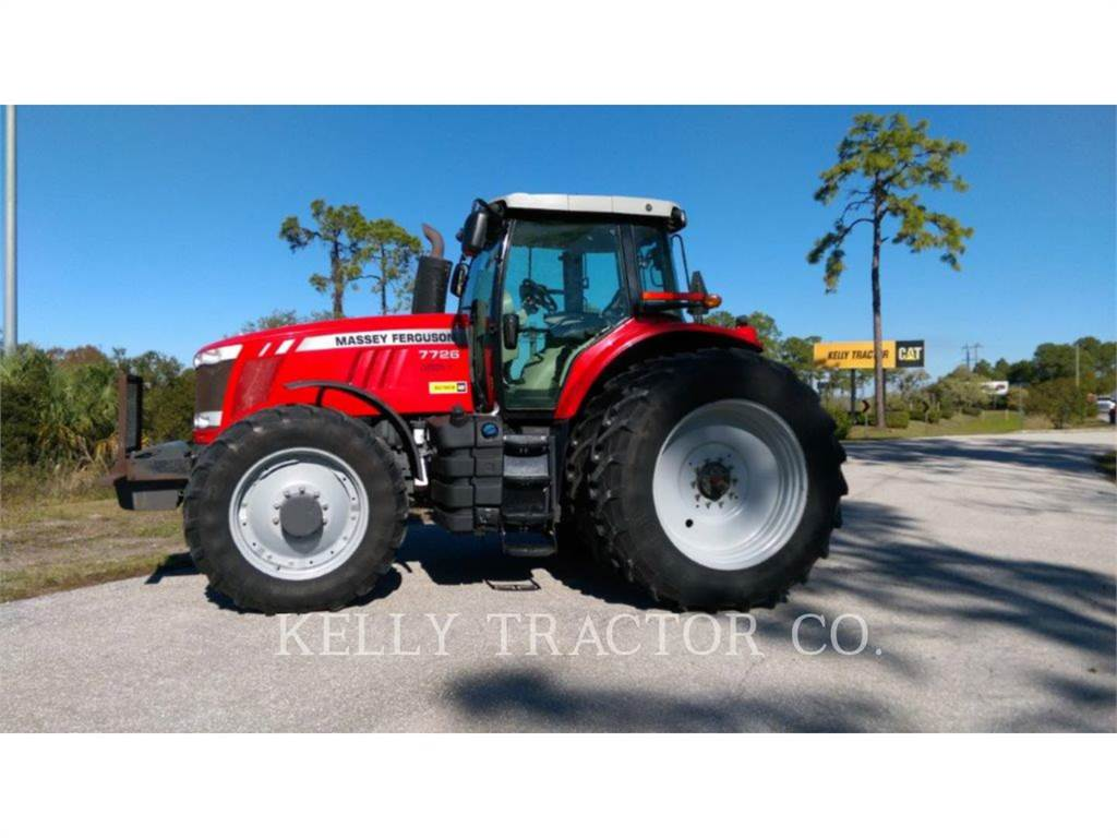 Massey Ferguson MF7726, tractors, Agriculture