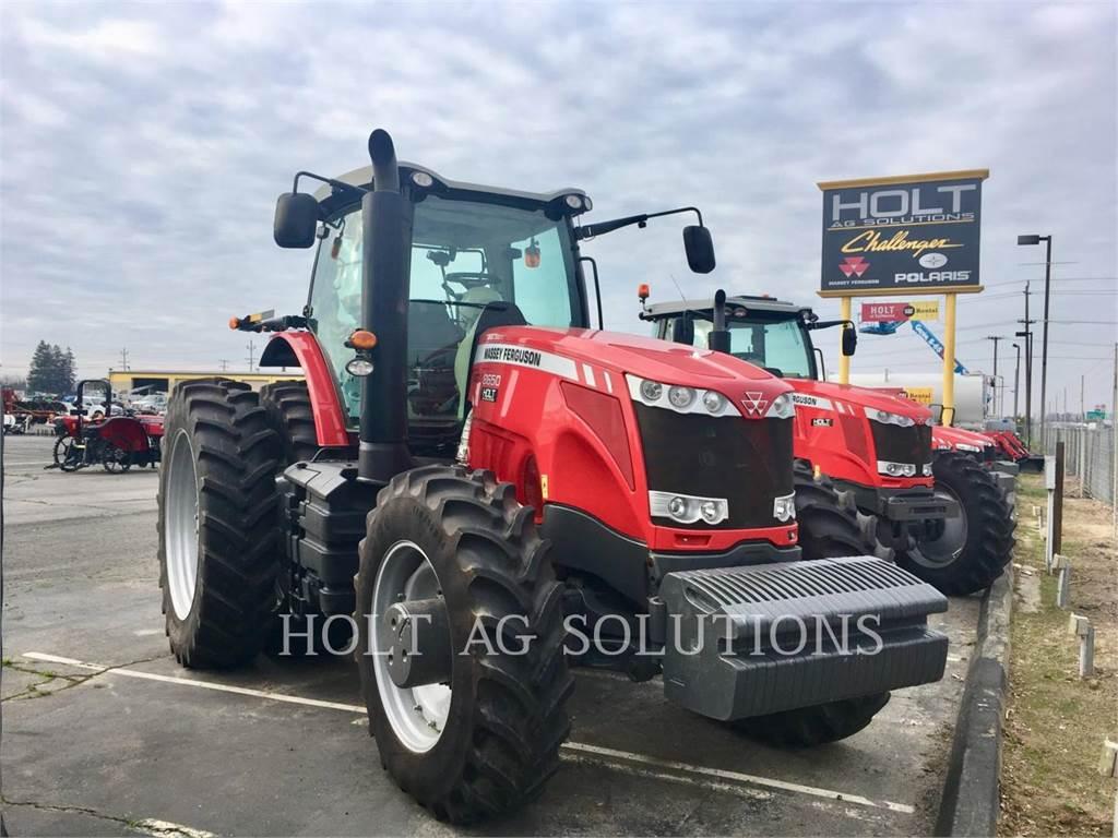 Massey Ferguson MF8650, с/х тракторы, Сельское хозяйство
