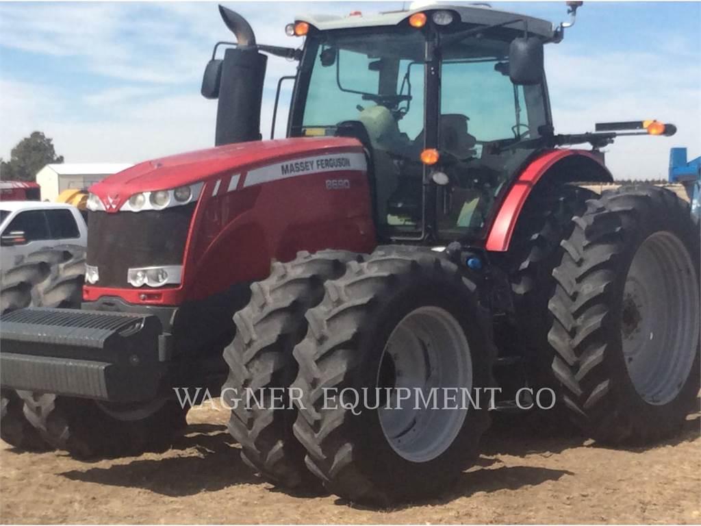 Massey Ferguson MF8690, ciągniki rolnicze, Maszyny rolnicze