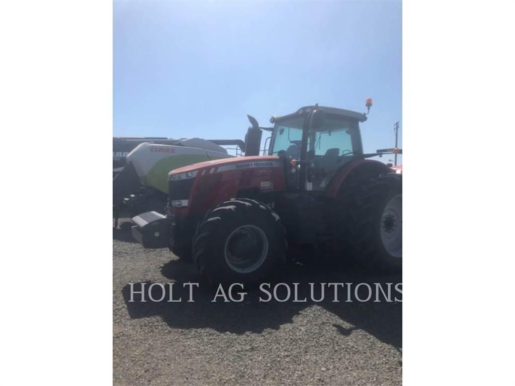 Massey Ferguson MF8727, tractors, Agriculture