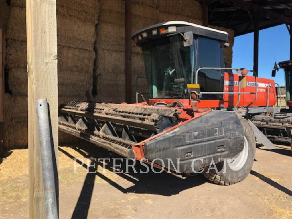 Massey Ferguson MF9435, combination rollers, Construction