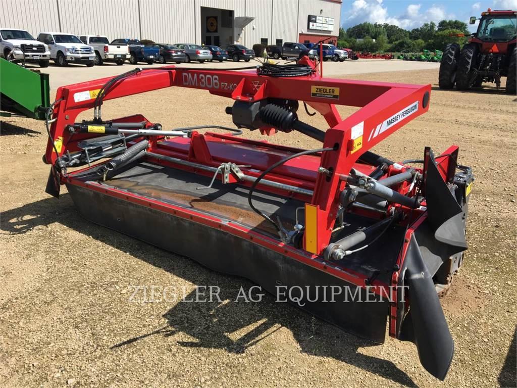 Massey Ferguson MFDM306F, с/х сеноуборочное оборудование, Сельское хозяйство