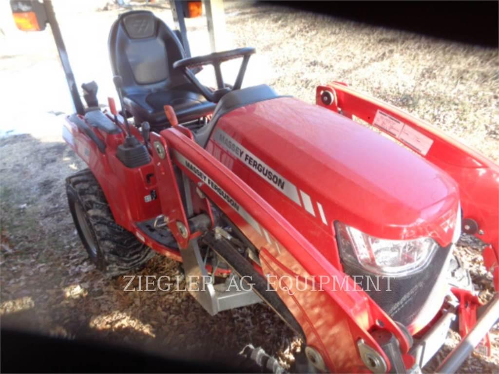 Massey Ferguson MFGC1723, tractors, Agriculture