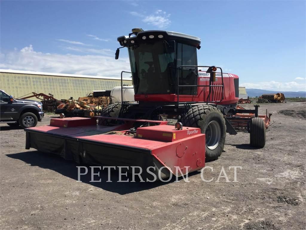 Massey Ferguson MFWR9760, lw - heugeräte, Landmaschinen