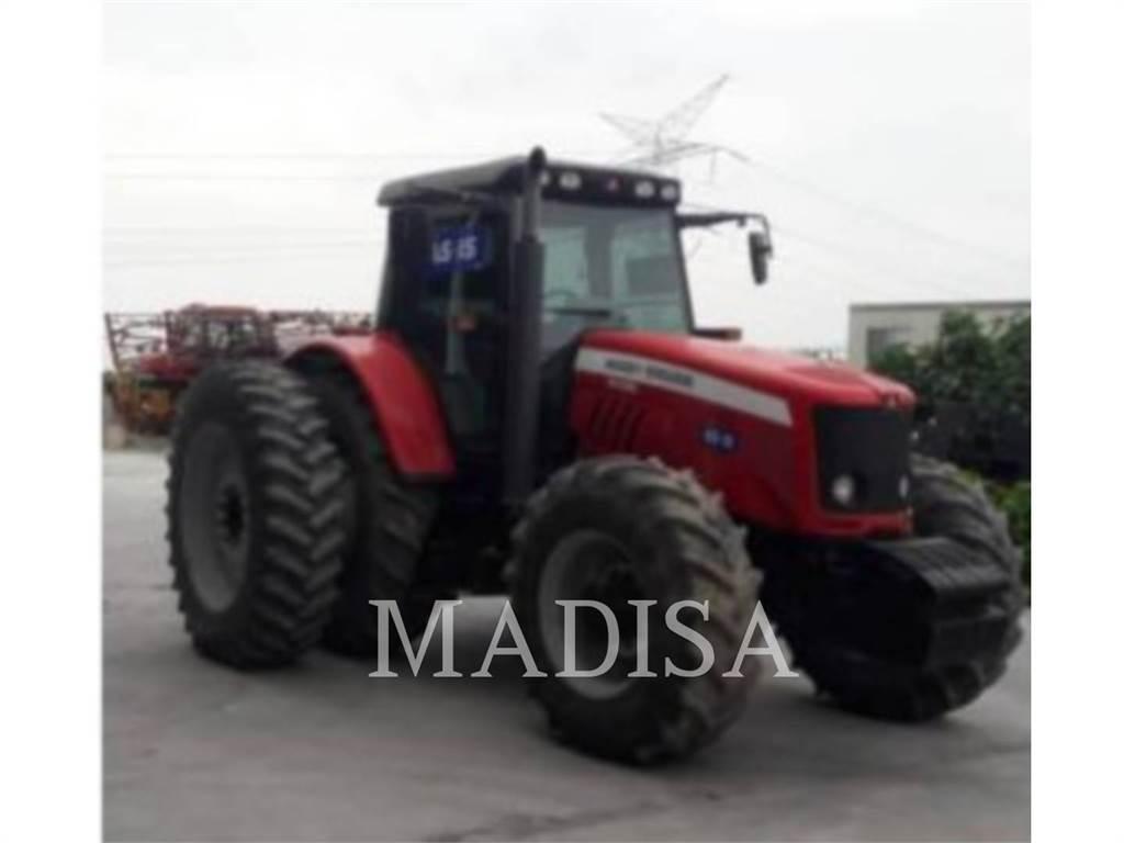 Massey Ferguson MS 6480, trattori agricoli, Agricoltura