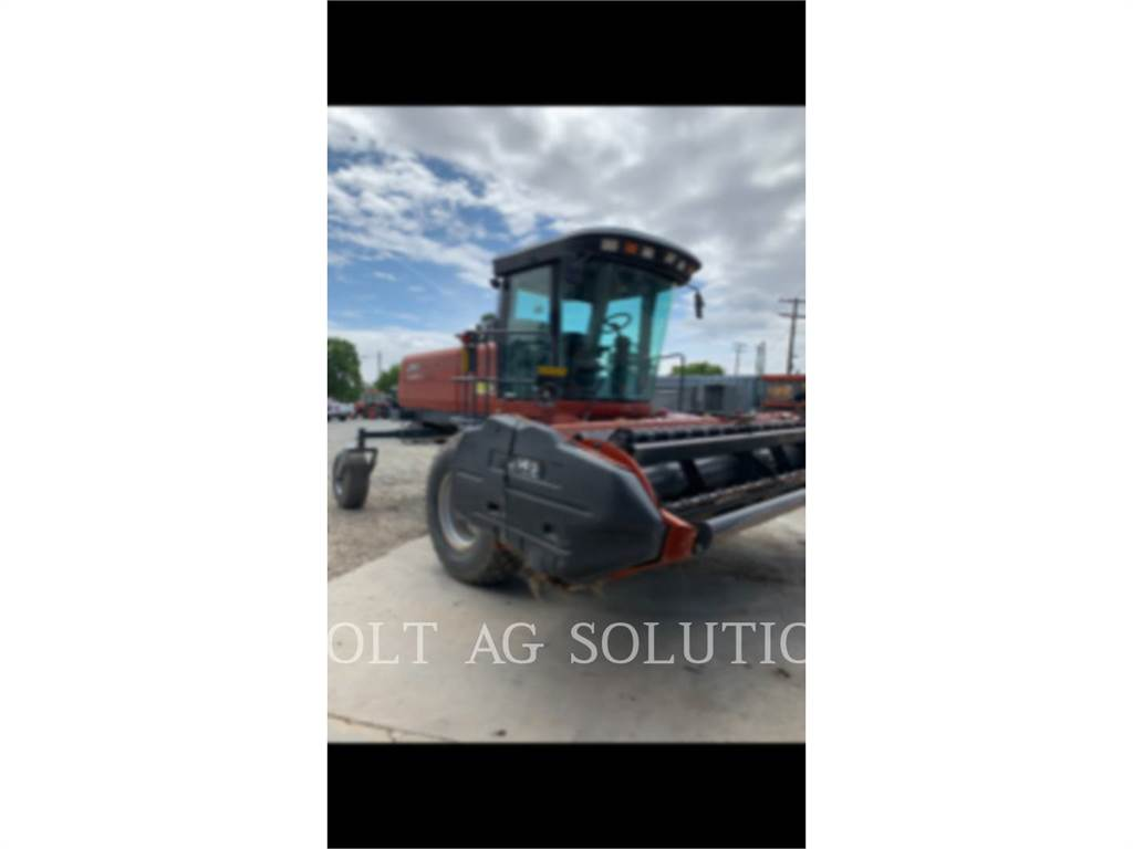 Massey Ferguson WR9435, windrowers, Agriculture