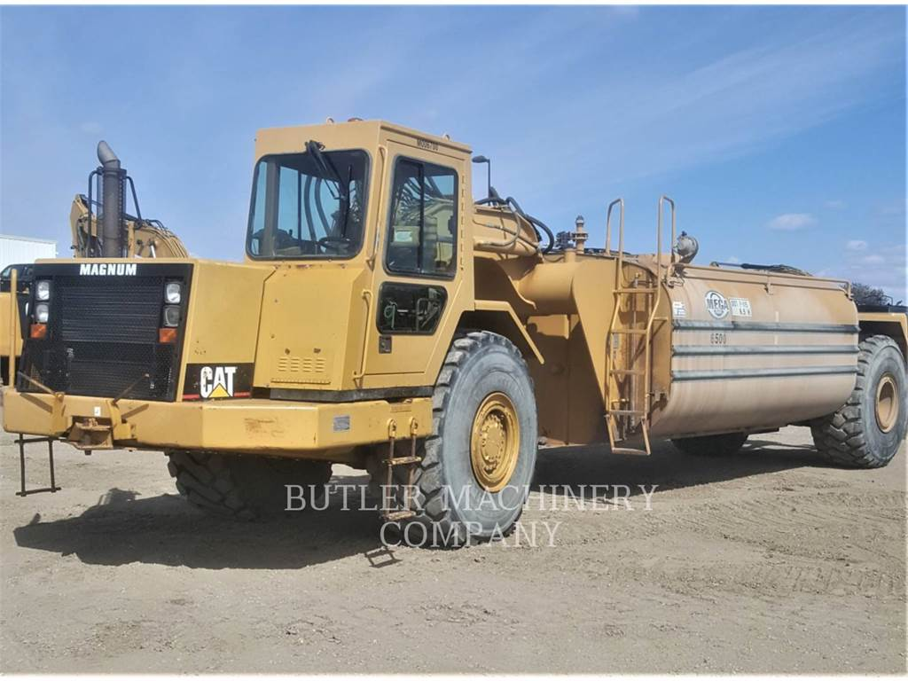 Mega CORP MST6.5 615, Water Tankers, Construction