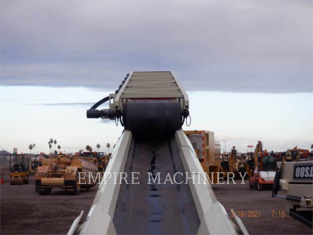 Metso CW100, planting equipment, Agriculture