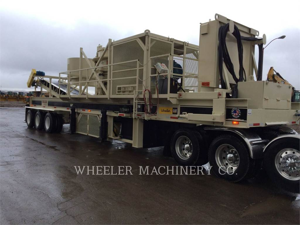 Metso HP400 CONE, crushers, Construction