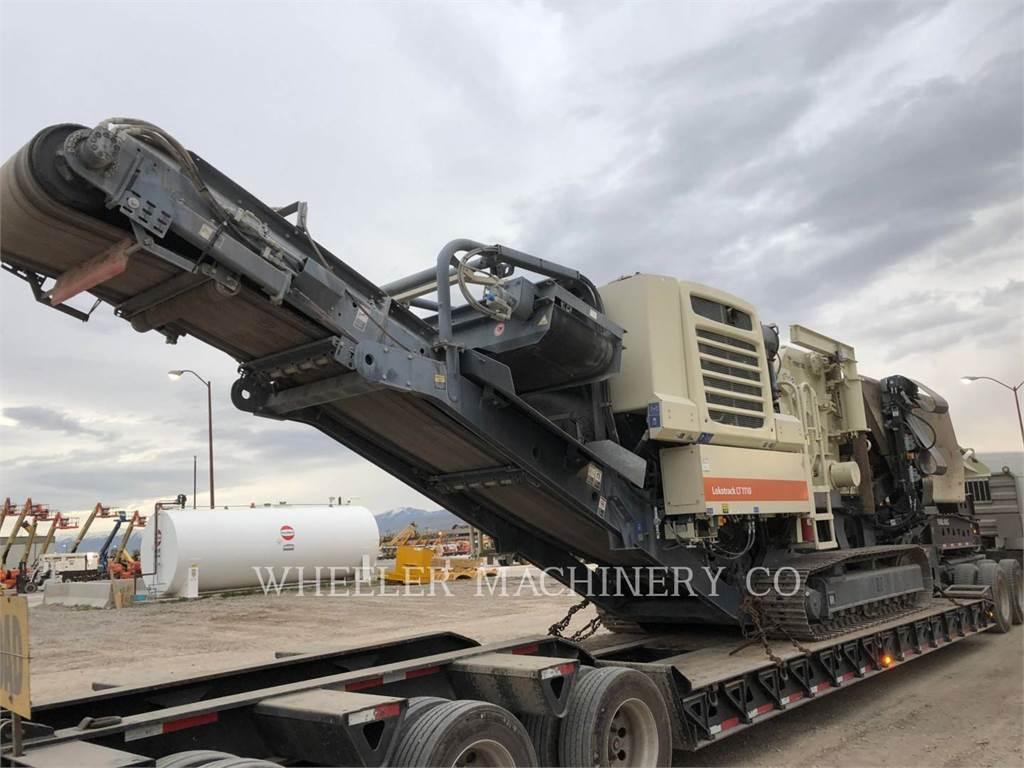 Metso LT1110, ag- brecher, Bau-Und Bergbauausrüstung