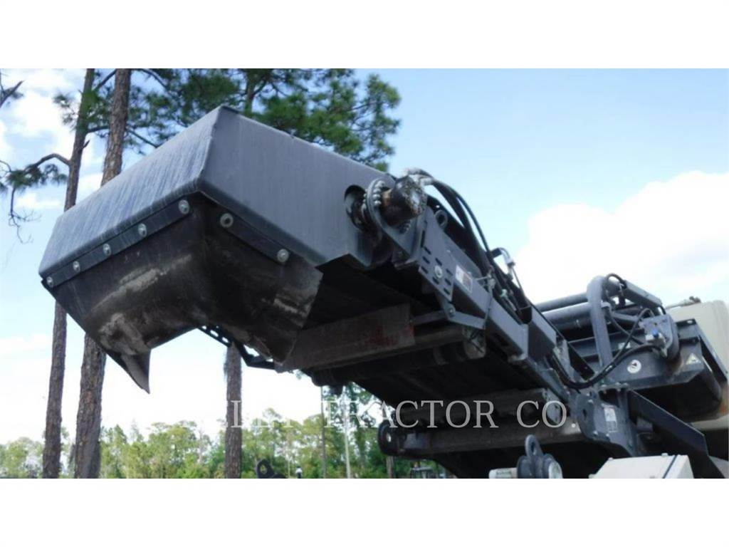 Metso LT1110, crusher, Construction