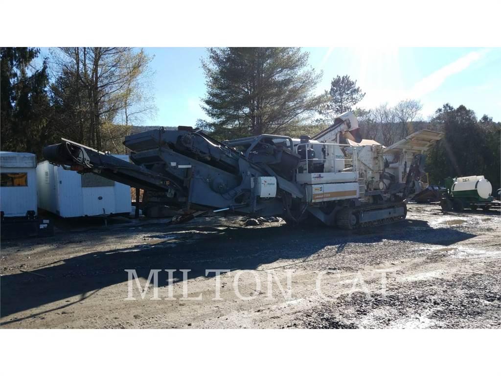 Metso LT1213S, concasseurs, Équipement De Construction