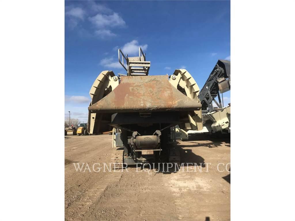 Metso LT1213S, ag- brecher, Bau-Und Bergbauausrüstung