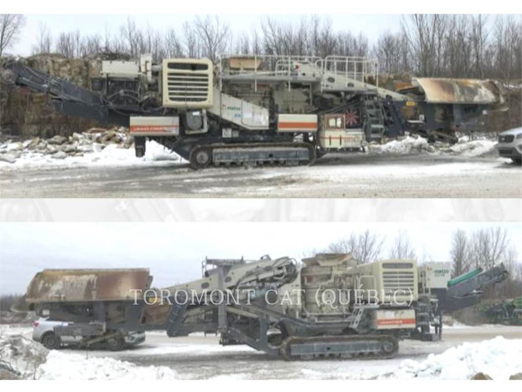 Metso LT300, ag- brecher, Bau-Und Bergbauausrüstung