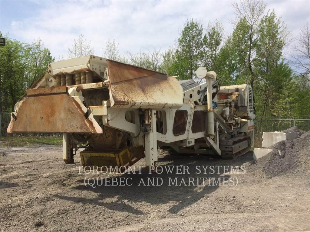 Metso LT300HP, concasseurs, Équipement De Construction
