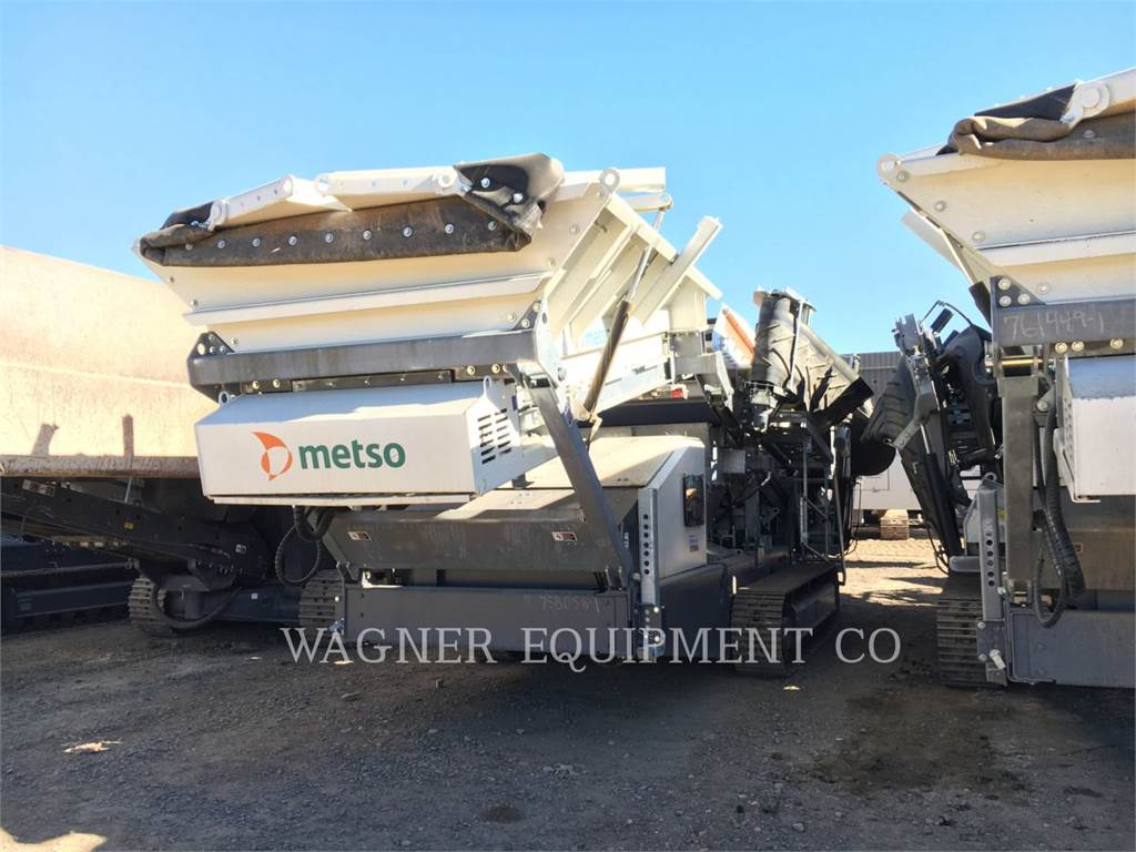 Metso ST2.4, crusher, Construction
