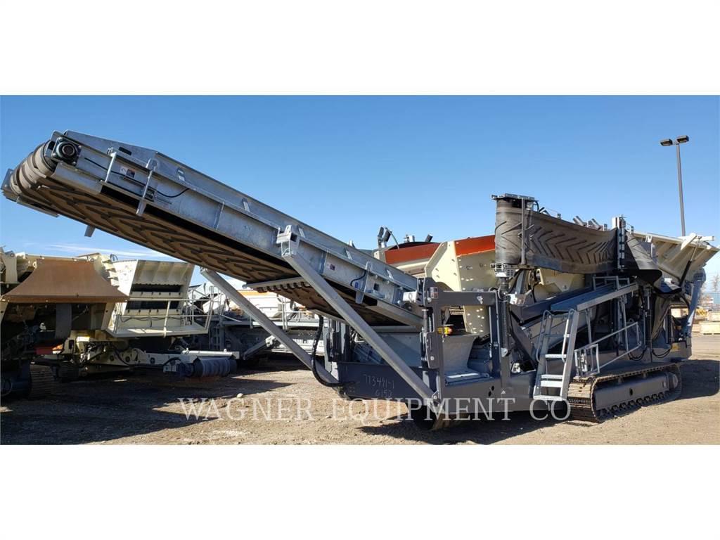 Metso ST2.8, crusher, Construction