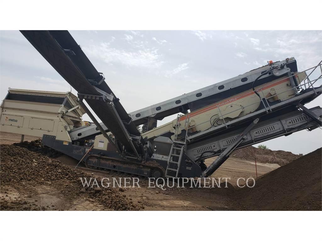 Metso ST3.8, crusher, Construction