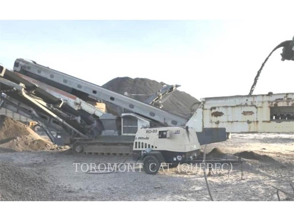 Metso ST3.8, ag- brecher, Bau-Und Bergbauausrüstung