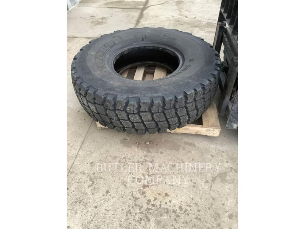 Michelin 14.00R24XSNOPLUS, tires, Construction
