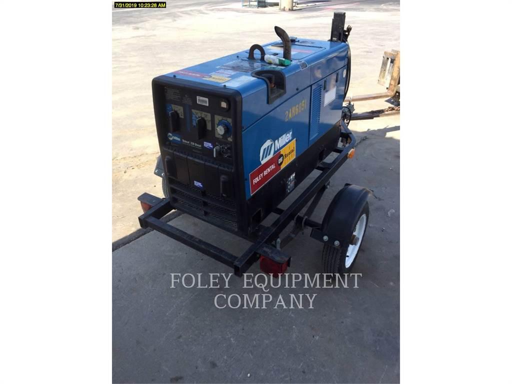 Miller BOBCAT250, schweissgeräte, Bau-Und Bergbauausrüstung