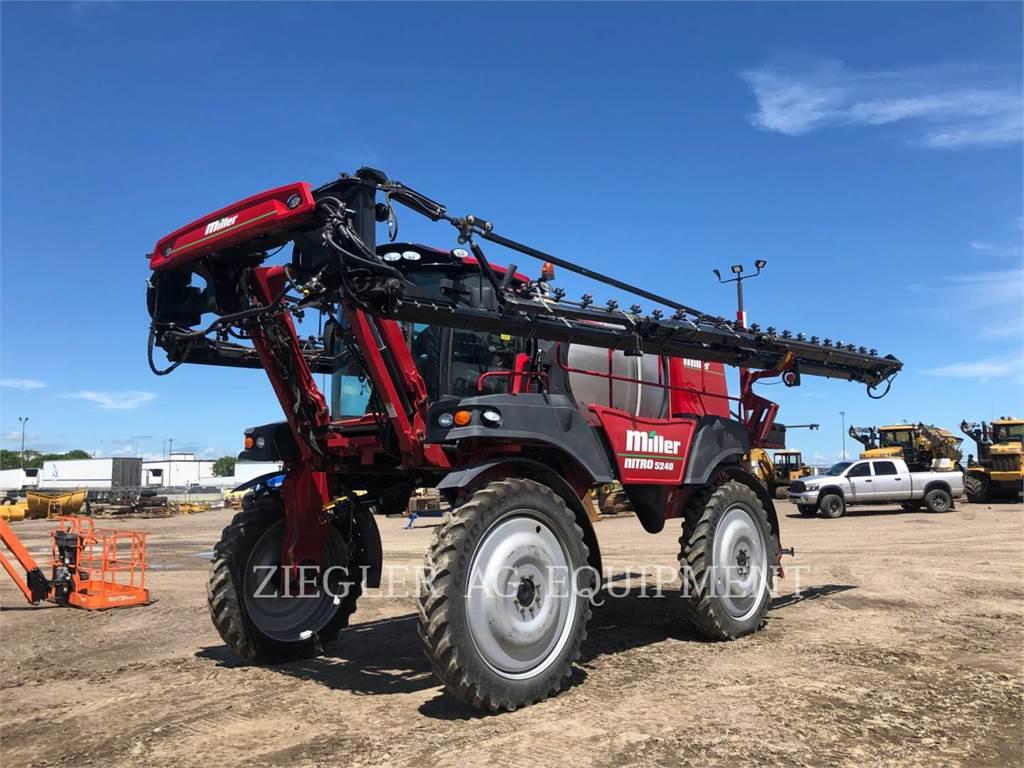 Miller MFG 5240, sprayer, Agriculture