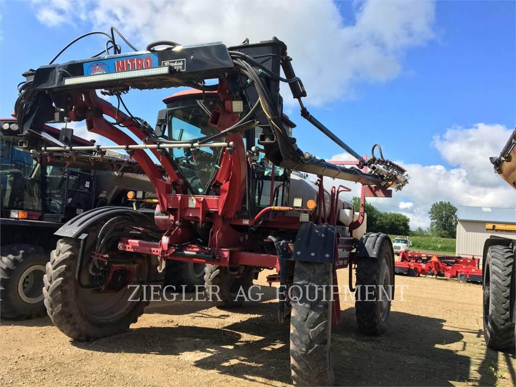 Miller N2, pulverizator, Agricultură