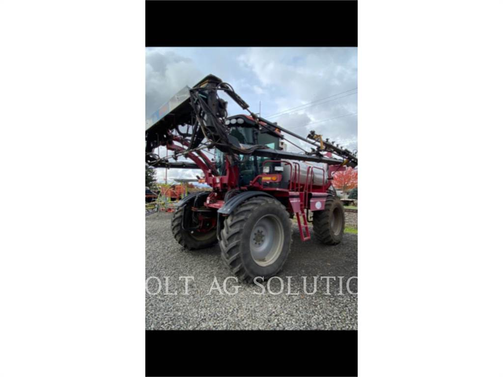 Miller NITRON2XP, Self-propelled sprayers, Agriculture